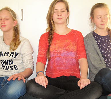 Mindfulness kinderen | De Boomhut