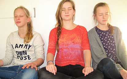 Mindfulness kinderen Twente | De Boomhut