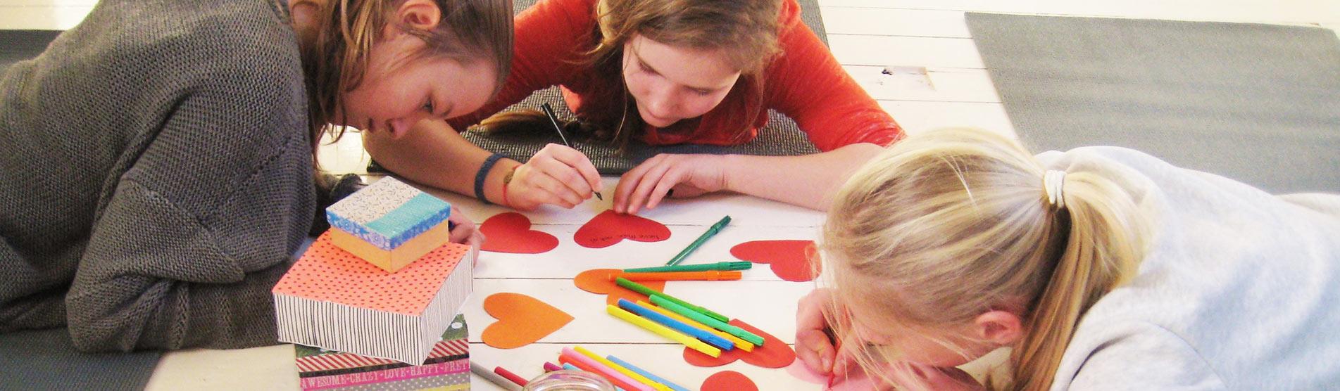 Mindfulness voor kinderen Enschede